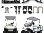 "A-Arm Lift Kit for Club Car® DS® by Madjax® MJFX - (6"" shown)"
