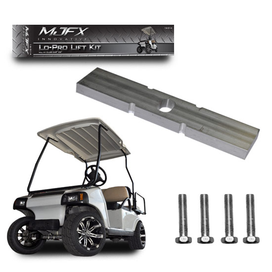 Club car ds lift kit instructions
