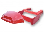 Club Car Precedent OEM Cowl and Body Kits -Red