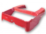 Club Car Precedent OEM Rear Bodies - Red - White