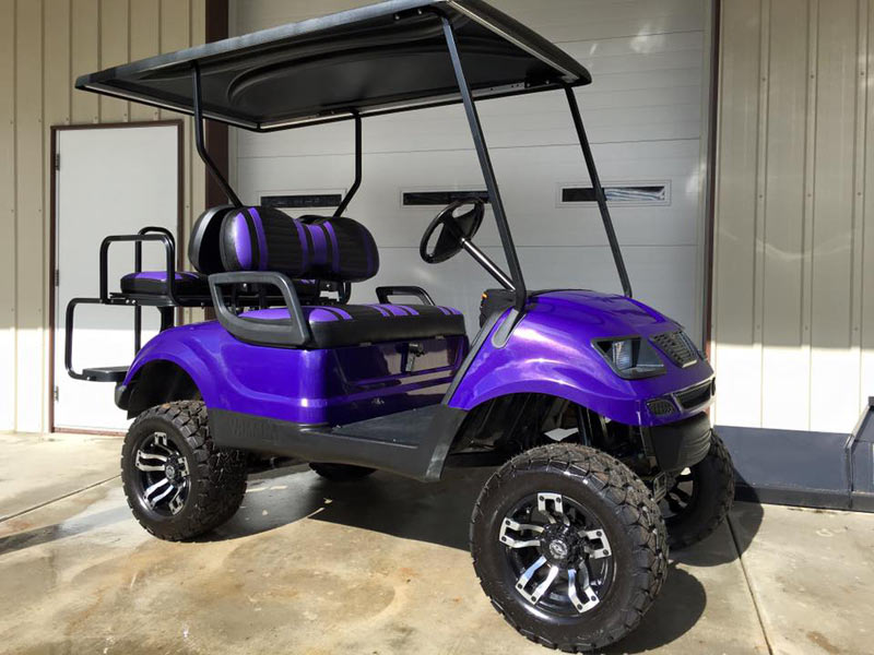 Used Tires Greensboro Nc >> Gallery of Work at Brad's Golf Cars | Brad's Golf Cars, Inc. - The Golf Cart Leader in the Triad ...