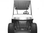 "6"" A-Arm Lift Kit for E-Z-GO® RXV® by Madjax® MJFX"