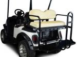 EZGO RXV Rear Flip Seat Kit - Sandstone