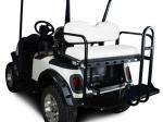 EZGO RXV Rear Flip Seat Kit - Oyster