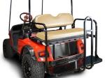 EZGO TXT Rear Flip Seat Kit - Tan