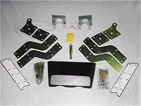 1984-1996.5 Gas Club Car and ALL Electric Club Car Z-Lift Kit