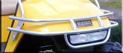Aluminum Brushguard for EZGO Golf Car