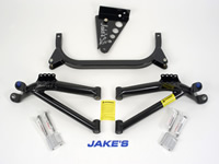 Yamaha G-16, G-19 and G-20 Golf Car Lift Kit