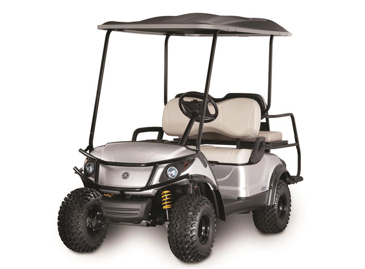 New Yamaha Golf Cars