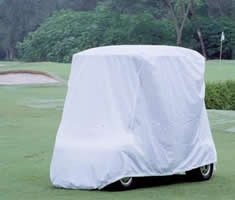 Premium Vinyl Golf Car Storage Cover