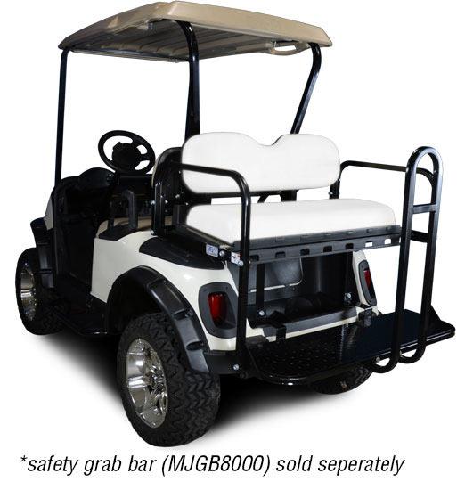 EZGO RXV Rear Flip Seat Kit