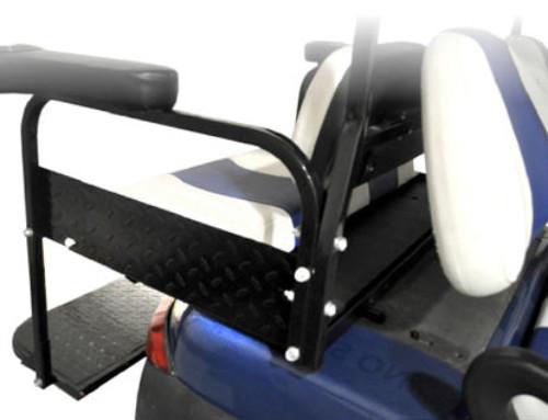 Rear Seat Side Plates