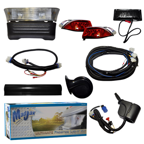 Club Car® Precedent® Ultimate Frosted Lens Light Kit