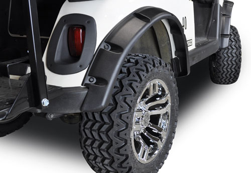 Used Tires Greensboro Nc >> EZGO RXV Fender Flares | Brad's Golf Cars, Inc. - The Golf Cart Leader in the Triad of NC ...