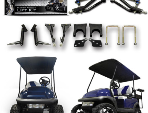Club Car Precedent 3.5″ A-Arm Lift Kit