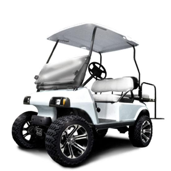 Used Tires Greensboro Nc >> Club Car DS 3.5″ A-Arm Lift Kit (Plastic Caps) | Brad's Golf Cars, Inc. - The Golf Cart Leader ...