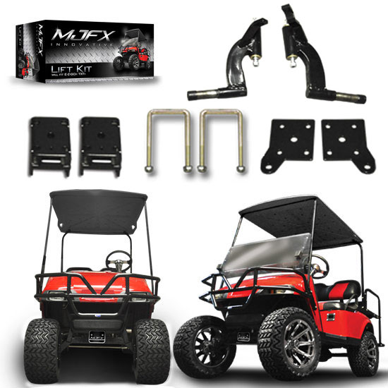 "6"" Spindle Lift Kit for E-Z-GO® TXT® by Madjax® MJFX"
