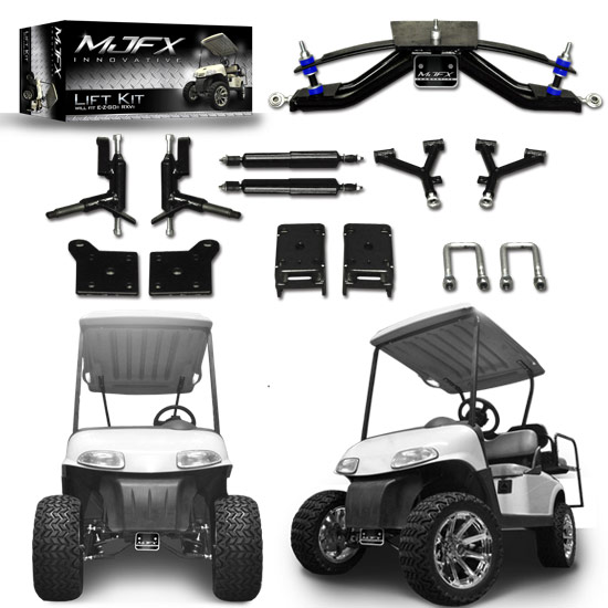 "6"" A-Arm Lift Kit for E-Z-GO® RXV® by Madjax® MJFX"
