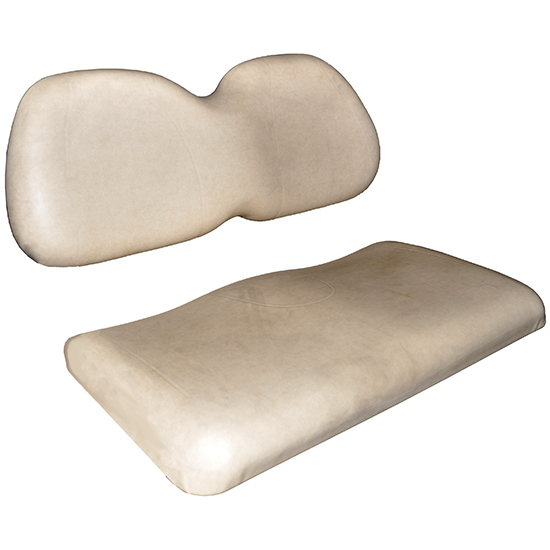Club Car® Precedent® OEM Style Replacement Seat Covers - Tan