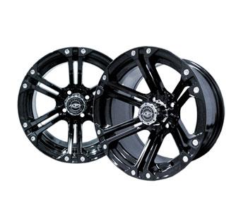 Nitro 14x7 Black Wheel