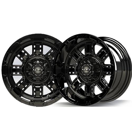 Transformer 12x7 Black Wheel