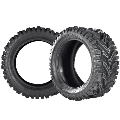 Raptor Series Golf Car Mud Tires