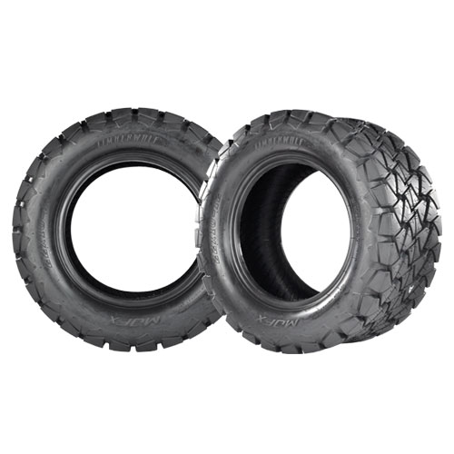 Timberwolf Series All Terrain Golf Car Tires