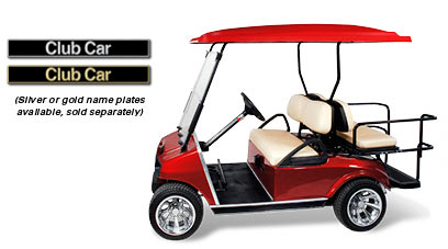 Used Tires Greensboro Nc >> DoubleTake® Club Car DS Body Sets – Spartan | Brad's Golf ...