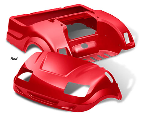Yamaha Drive Vortex Body Sets by Doubletake®