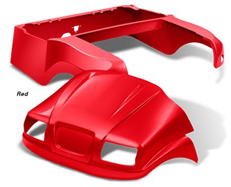 doubletake® club car precedent body sets – phantom | brad's golf, Wiring diagram