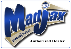 Authorized dealer for Madjax®