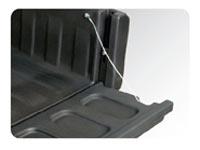 Flush Folding Tailgate