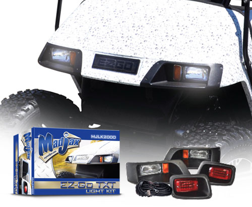 E-Z-GO® TXT® Light Kit by Madjax®