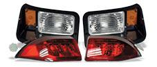 Club Car Phantom light kit