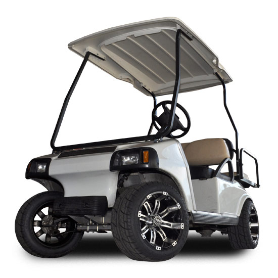 Used Tires Greensboro Nc >> Club Car DS Lo-Pro Lift Kit | Brad's Golf Cars, Inc. - The ...