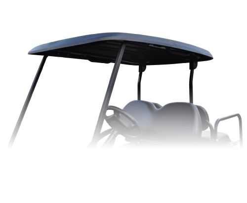 Club Car Precedent OEM Canopy - Black