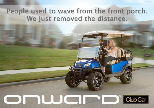 We consider Brad's Golf Cars, your friendliest source for all things golf car related!