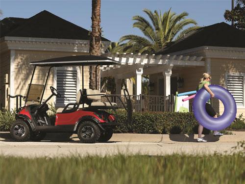 Yamaha Adventurer Sport 2+2