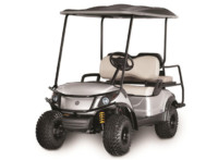 Yamaha Adventurer Sport 2+2 Golf Car