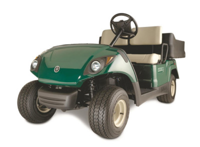 Yamaha Adventurer One Golf Car