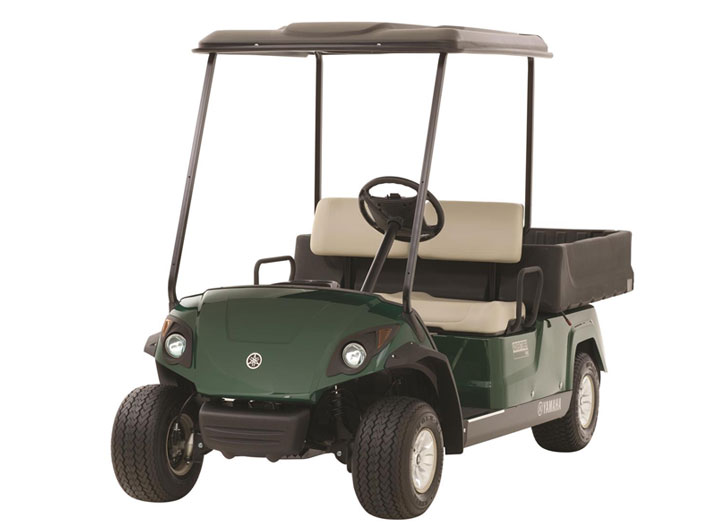 Yamaha Adventurer Two Golf Car