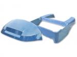 Club Car Precedent OEM Cowl and Body Kits - Atlantic Blue