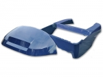 Club Car Precedent OEM Cowl and Body Kits - Blue