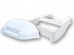 Club Car Precedent OEM Cowl and Body Kits - White