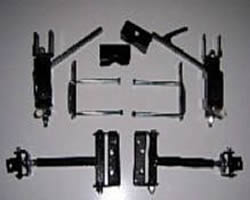 "Club Car DS 6"" Spindle Lift Kit"