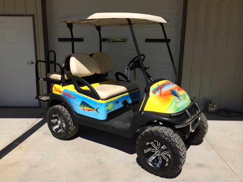 Golf Car Service & Repair at Brad's Golf Cars