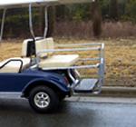 Deluxe Safety Regular Rear Seat Kit