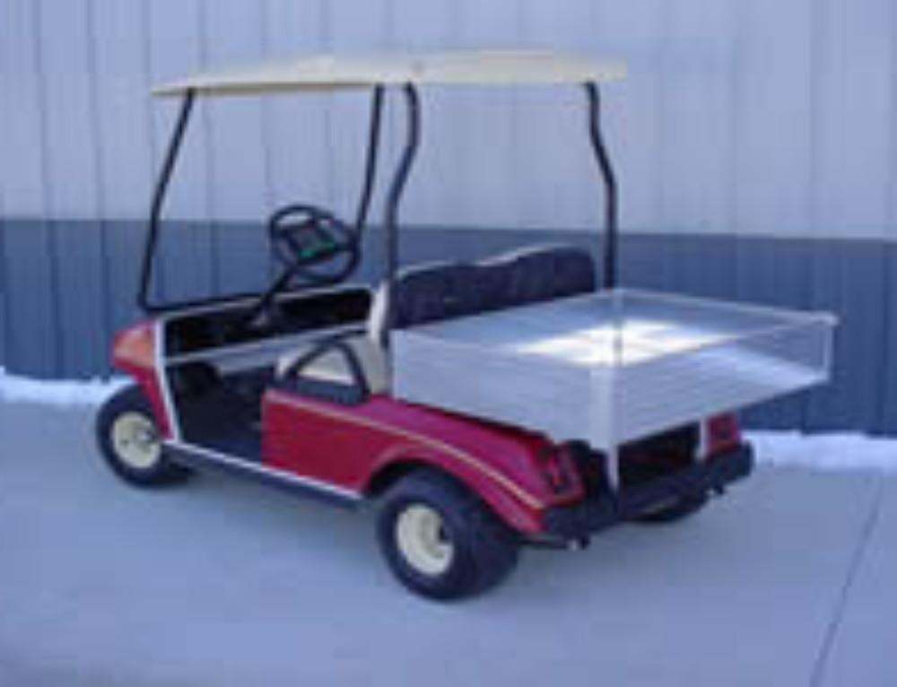 Aluminum Tilt Bed for Golf Cars
