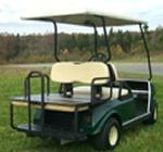 Powder Coated Regular 2-N-1 Seat Kit