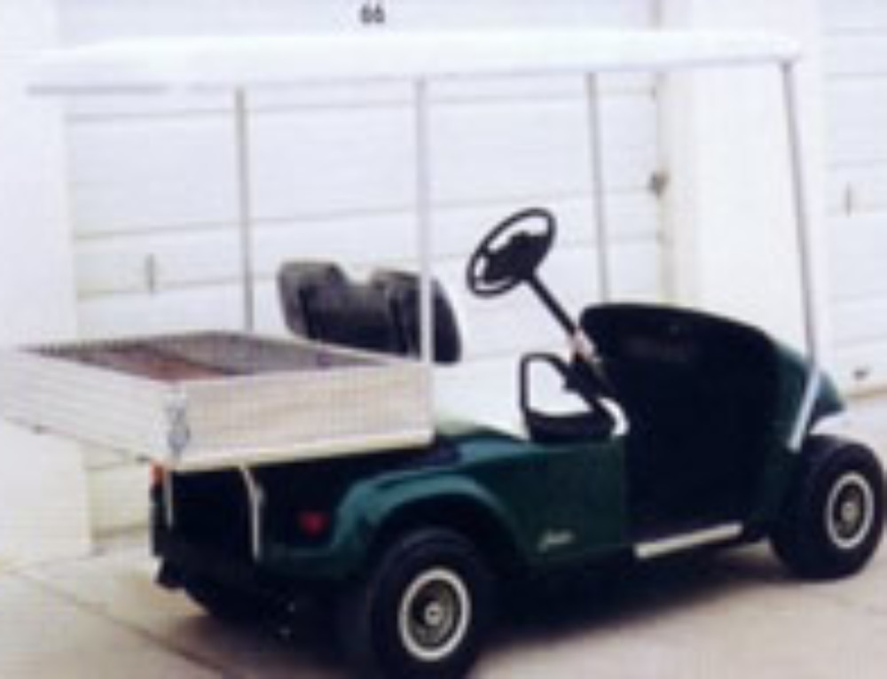 Stationary Bed for Golf Cars